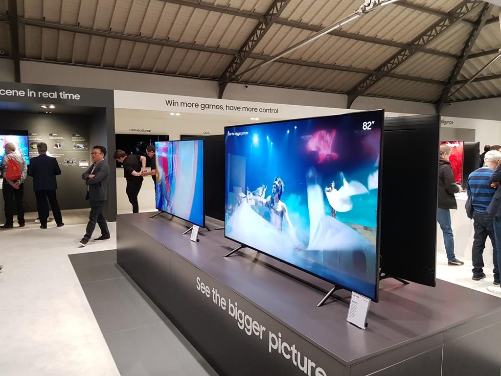 Samsung QLED 2019 premiera test