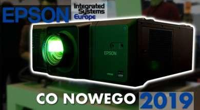 Epson 2019 na ISE 2019 co nowego