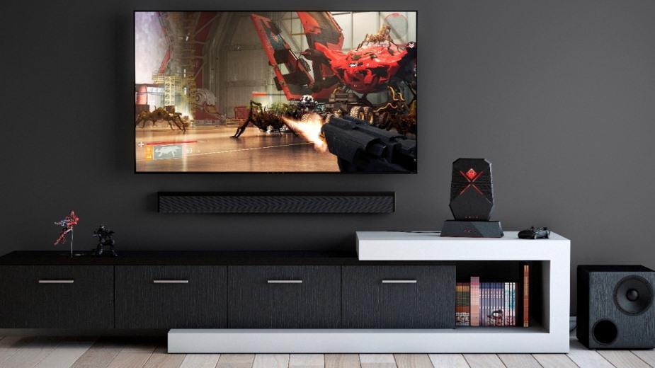 IEM 2019: HP zaprezentuje monitor 4K Omen X Emperium