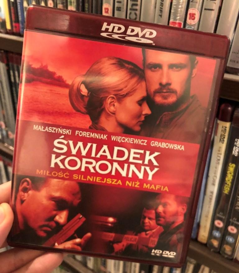 Świadek koronny HD DVD TVN