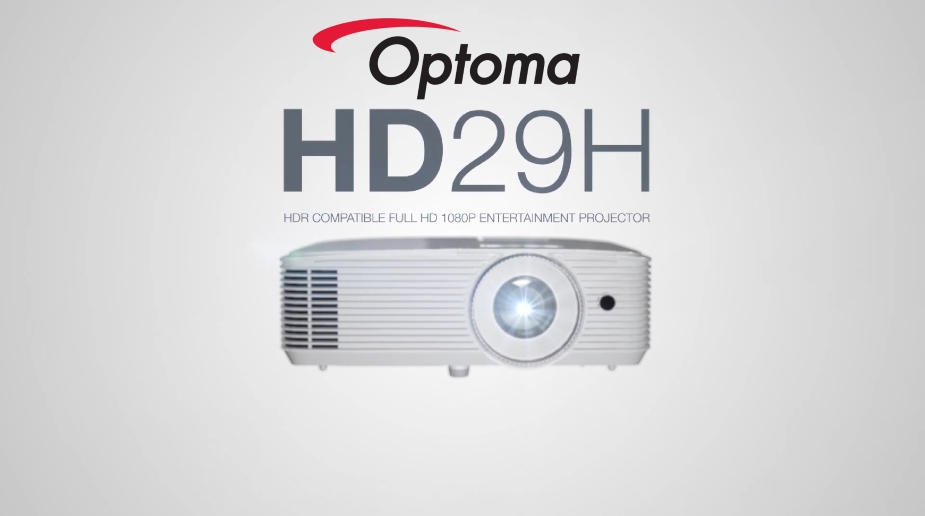Optoma HD29H – nowy projektor z HDR i 120 Hz