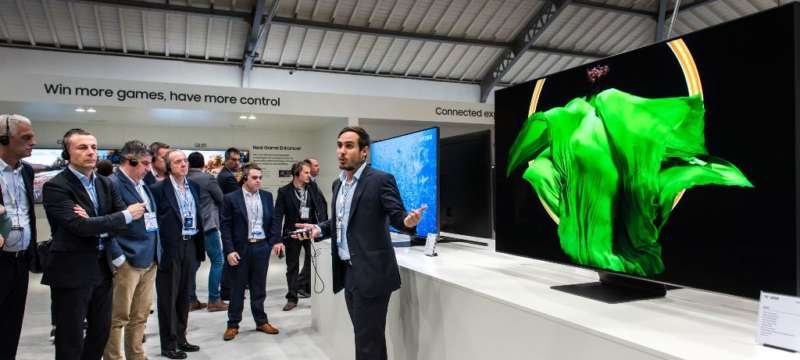 Premiera telewizory samsung qled 2019 test
