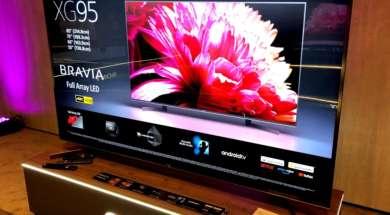 Test Sony XG95