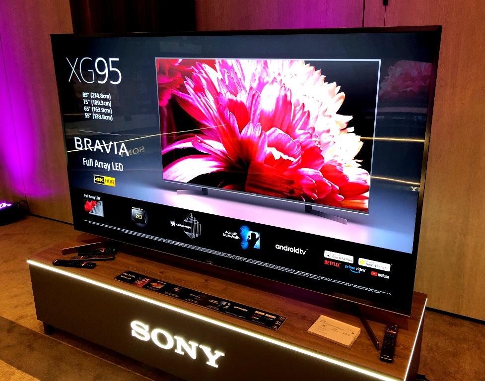 Sony KD-75XG9505 | TEST | Bravia 2019 LCD z podświetleniem Direct LED