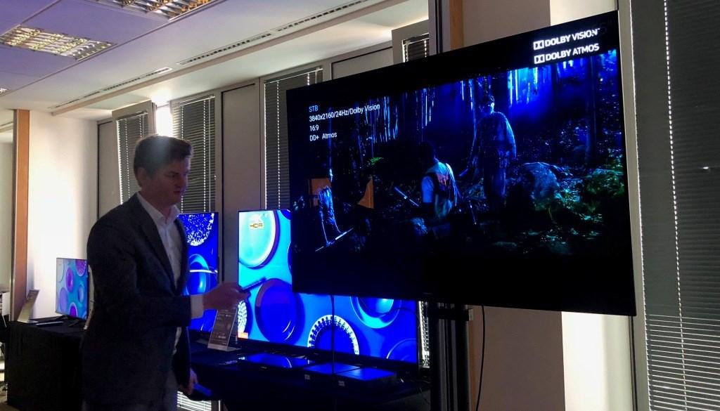 Panasonic konferencja Warszawa 2019