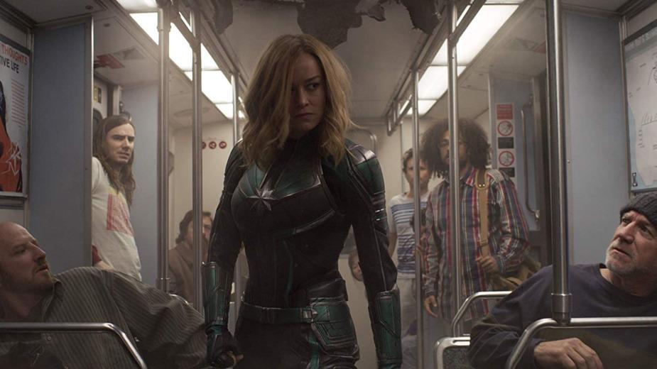 Kapitan Marvel | RECENZJA | Film kinowy