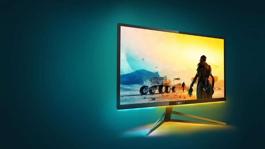 Philips wprowadza nowy 32'' monitor 4K HDR