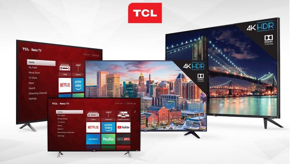 TCL z drugim miejscem sprzedaży TV na świecie
