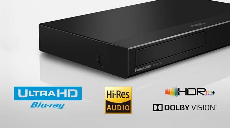 Panasonic DP-UB450 | TEST | Odtwarzacz 4K Ultra HD Blu-ray z HDR10+ i Dolby Vision