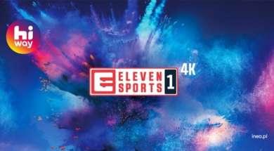 INEA Eleven Sports 1 4K