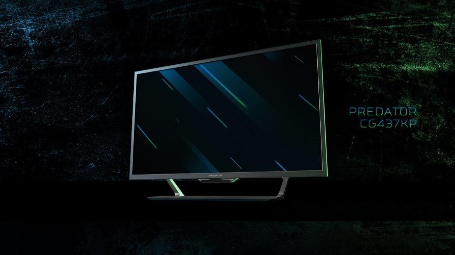 Acer przedstawia 43'' monitor 4K HDR z 144 Hz