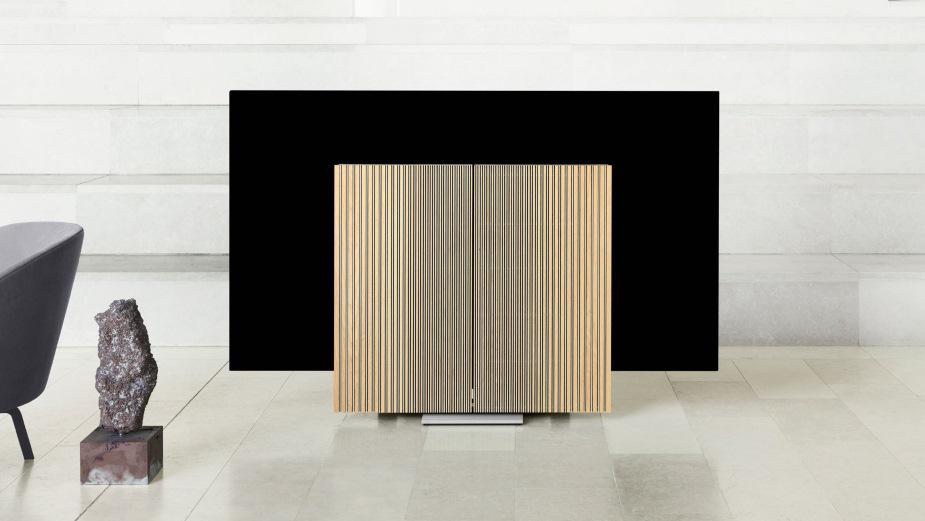 Bang & Olufsen BeoVision Harmony: OLED TV o nowatorskim designie