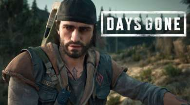 Days Gone – okładka