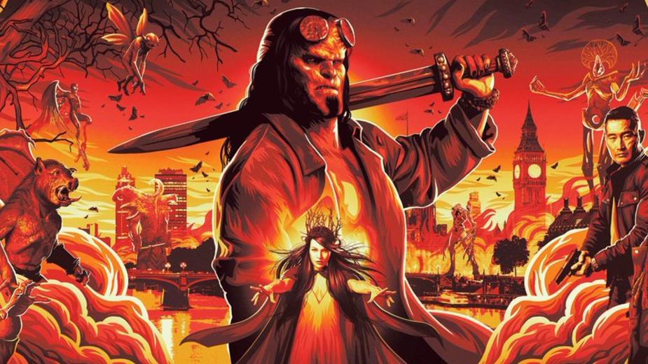Hellboy | RECENZJA | Film kinowy