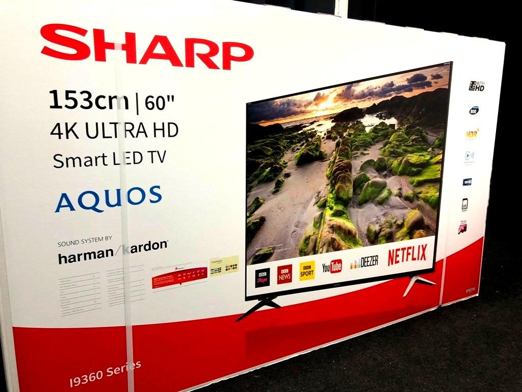 Bo duże i tanie jest fajne! | TEST | Sharp UI9362 i UI7652