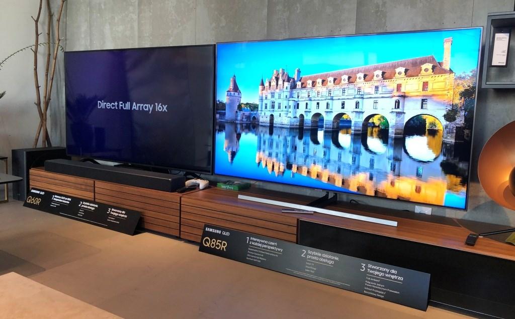 Samsung odkrywa karty i prezentuje całą ofertę telewizorów 2019 na polski rynek