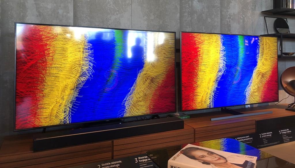 Premiera telewizory Samsung QLED 2019
