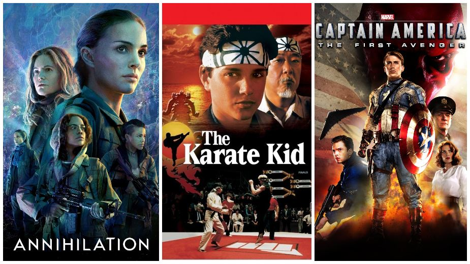 Kalendarz premier filmów 4K Ultra HD Blu-ray / Blu-ray na UK: kwiecień 2019