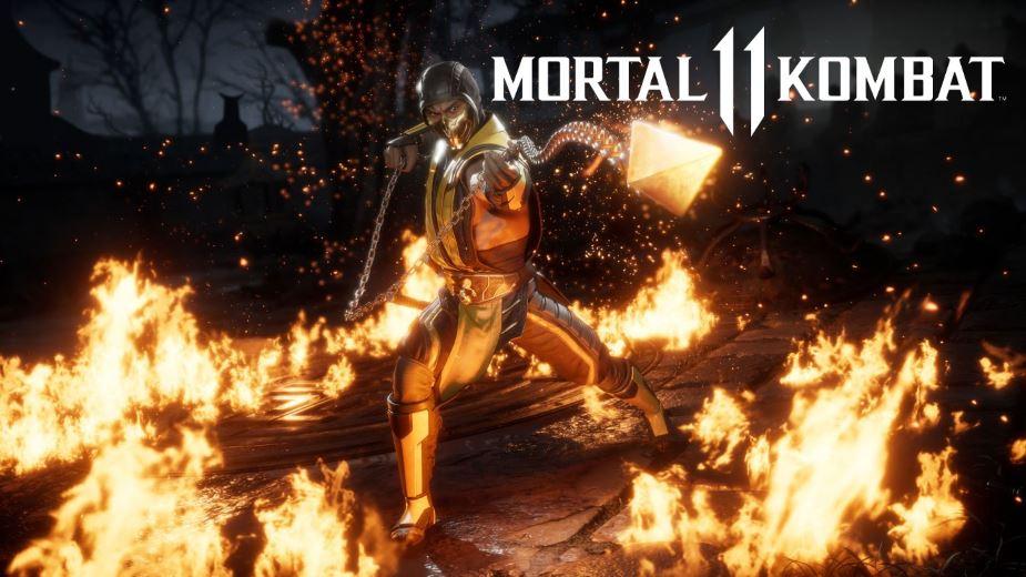 Mortal Kombat 11: Christopher Lambert w zwiastunie