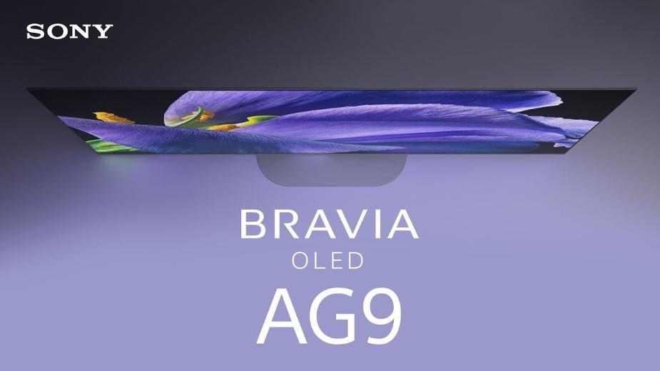 Sony AG9: ceny i dostępność flagowców OLED 4K w Europie