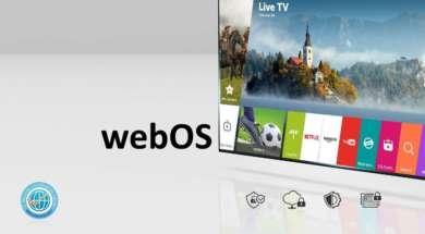 Test webOS LG OLED LCD