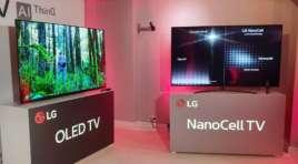 Jaki wybrać telewizor LG: OLED czy NanoCell TV?