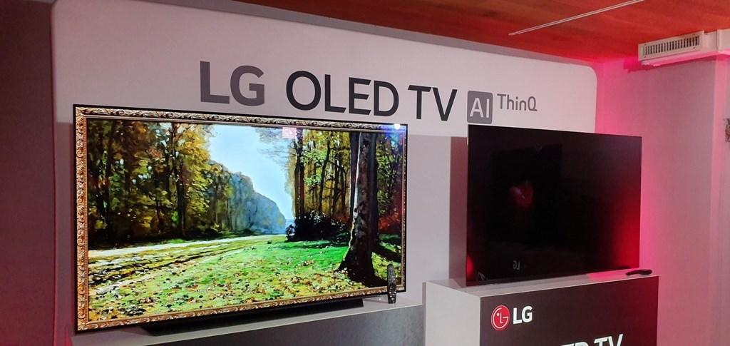 LG OLED B9 kiedy premiera najpopularniejszej serii OLED?