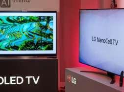 Premiera LG OLED NanoCell 2019 Warszawa