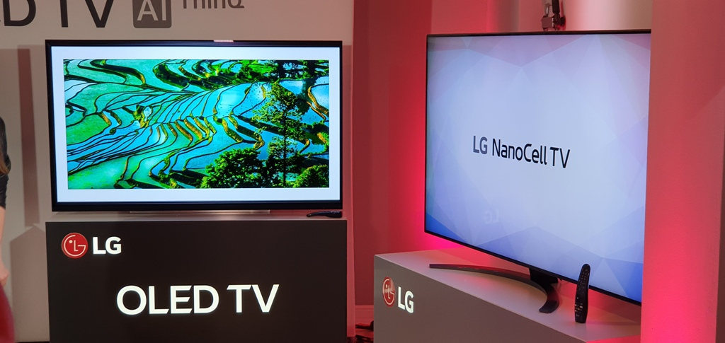 Premiera LG OLED i NanoCell LCD 2019. Co wiemy?