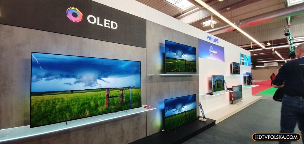 Philips OLED+ 903 803 Electronics Show 2019