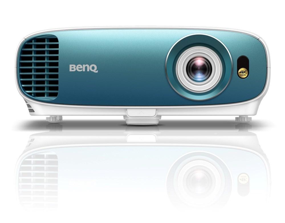 Przystępny cenowo projektor BenQ 4K HDR: TK800M