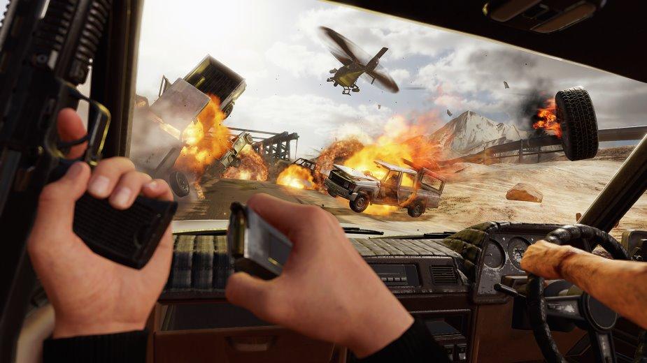 Blood & Truth. Brytolski John Wick VR | RECENZJA PSVR