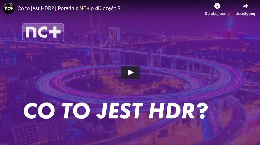 Co to jest HDR w telewizorze