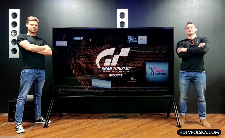 W Gran Turismo na PS5 zagramy w 120 lub nawet 240 klatkach na sekundę?