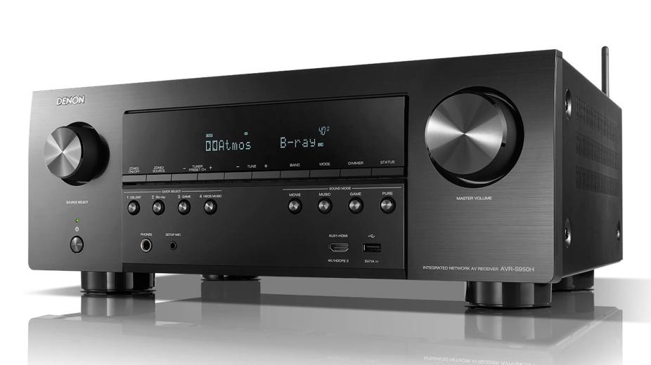 Denon wprowadza nowe amplitunery z Dolby Atmos, DTS:X