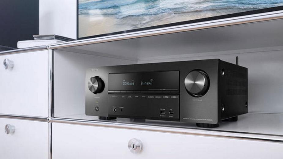 Nowe amplitunery Denon X: 4K HDR, Dolby Atmos, eARC i AirPlay 2