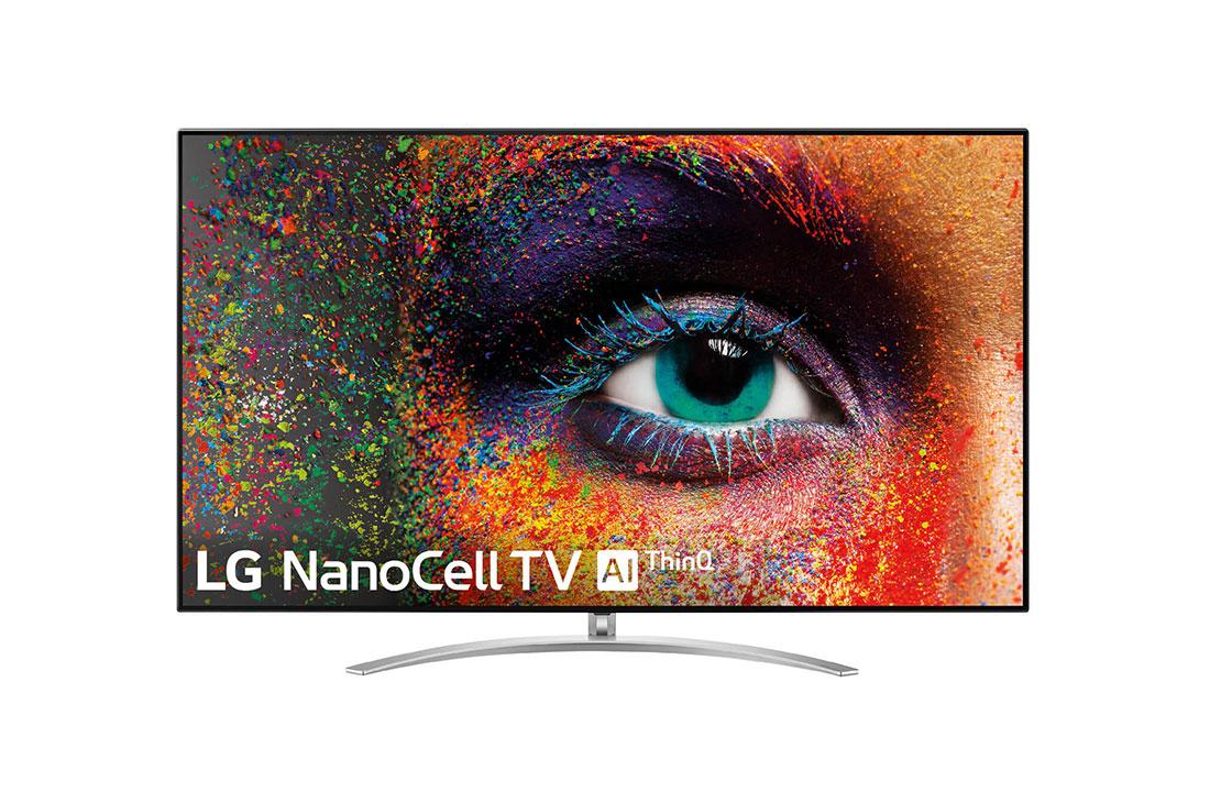 Najlepszy flagowy NanoCell TV 4K LG SM9800 | TEST |