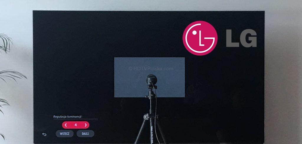 Gotowe ustawienia obrazu do telewizorów LG OLED 2018