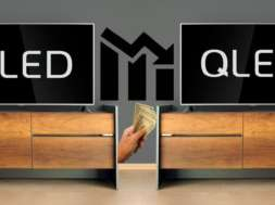 Spadek ceny OLED i QLED TV od swoich premier