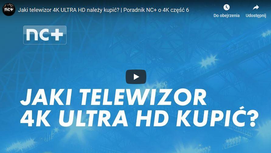 Jaki telewizor do 4K Ultra HD wybrać