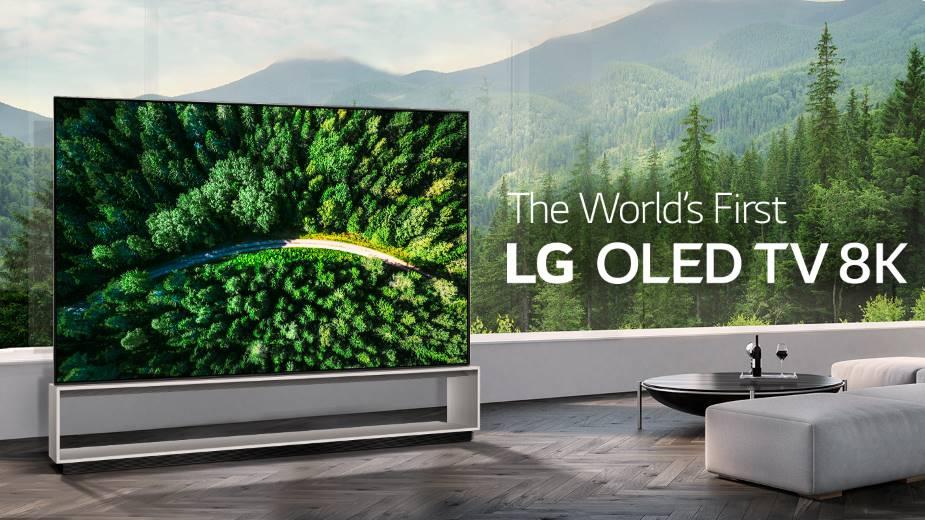 LG zaprezentuje Z9 OLED 8K i 8K Crystal Sound OLED TV