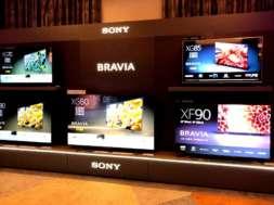 Przegląd telewizorów Sony na rok 2019