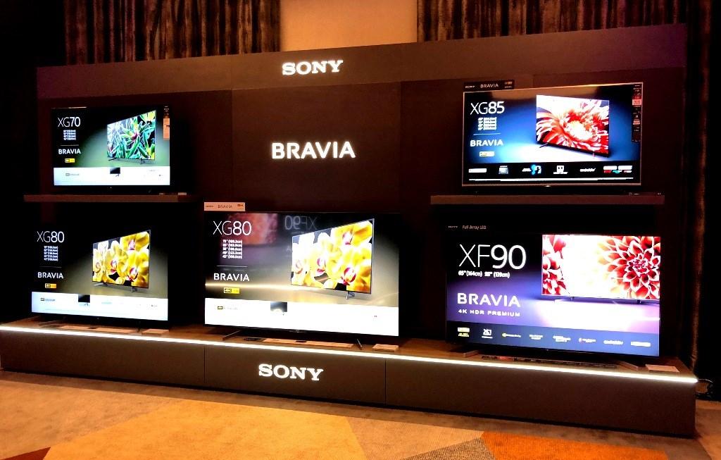 Kolejne telewizory Sony już w sprzedaży. Znamy ich ceny