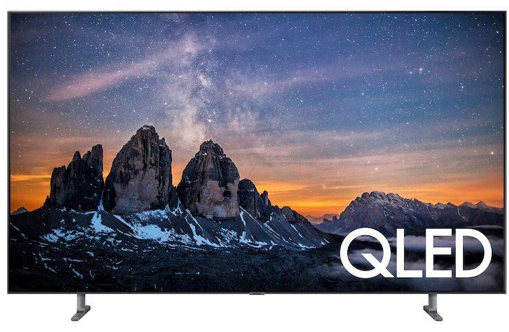 Samsung Q80R test