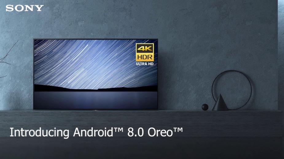 Sony wznawia aktualizację Oreo dla Android TV