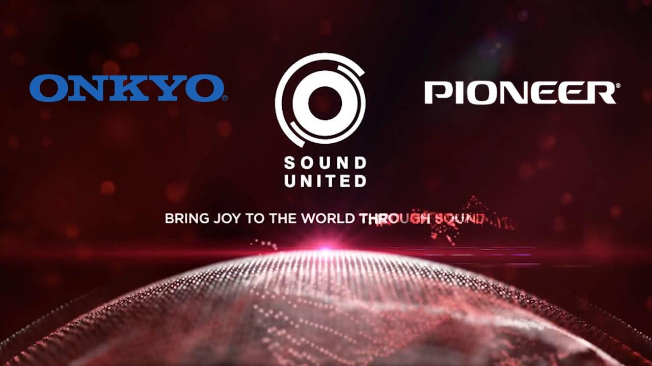 Sound United przejmuje marki Onkyo i Pioneer