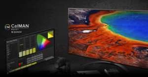 System webOS 2019 SM9800 NanoCell OLED test kalibracja