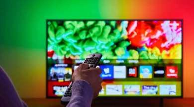 Test prosty system Saphi Philips TV