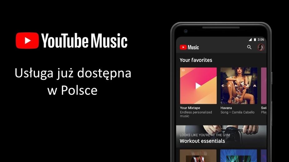 YouTube Music w Polsce. Cena i możliwości usługi