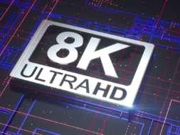 8K TV Samsung 5G